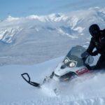 Backcountry Snowmobile Tour