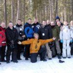 Snowmobile tours Calgary