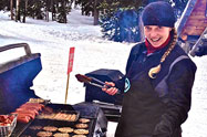 guided snowmobile tours in golden bc