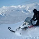 Backcountry Snowmobile Tour