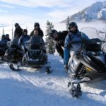 golden bc snowmobile tours