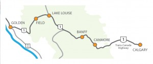 Guided Snowmobile Tours in Golden from Canmore, Banff, and Lake Louise with Free Shuttle Service