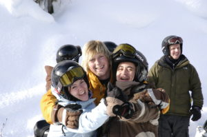 golden snowmobile tours