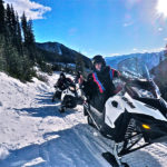 snowmobile tours in golden bc canada